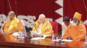 Sri Lanka 9. encuentro interreligioso