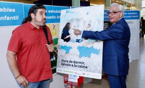 En los Centros de Salud de Leganés se pone en marcha una campaña para fomentar el sueño adecuado en los niños