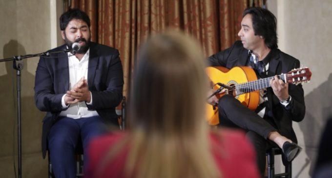 En la presentación de la XII edición de Suma Flamenca, Cifuentes afirma que el flamenco es cultura en estado puro