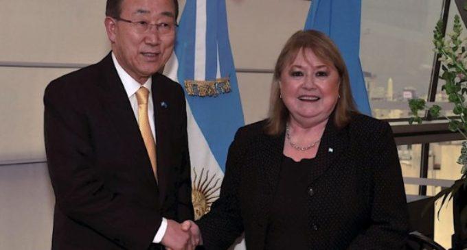 Argentina busca un diálogo con Venezuela que incluya al Vaticano
