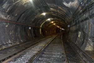 Túnel Plaza de Castilla 2
