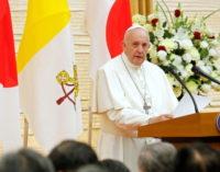 Tailandia y Japón: Discursos del Papa Francisco