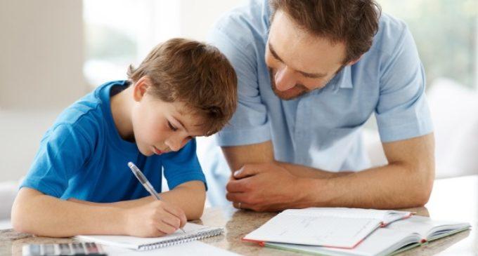 """Taller """"Aprender a estudiar en casa"""": orientación para que los padres mejoren los hábitos de sus hijos"""