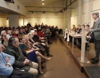 Garrido defiende el papel de las escuelas de tauromaquia como transmisoras de valores