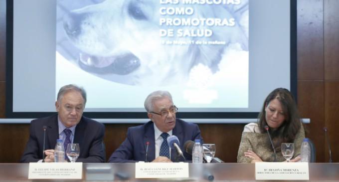La terapia asistida con mascotas se extiende a tres hospitales madrileños