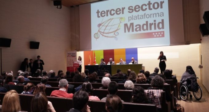 La Comunidad pondrá en marcha tres mesas de diálogo con el Tercer Sector de Acción Social