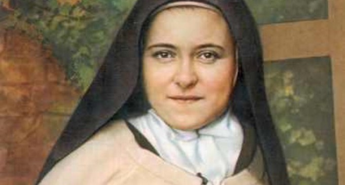 Santa Teresa del Niño Jesús, la santa que no hizo nada y sin embargo, hizo todo.
