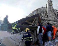 La Iglesia en Italia destina un millón de euros para las víctimas del terremoto