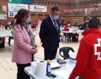 La Comunidad ha realizado ya más de 240.000 test de antígenos entre la población madrileña
