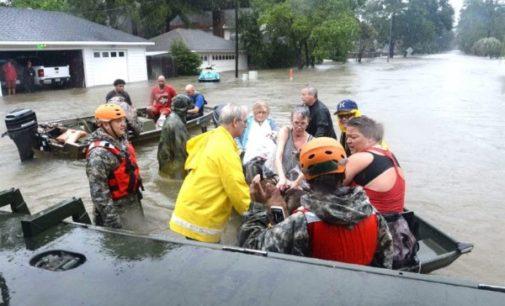 El Papa reza por las víctimas del huracán Harvey (EEUU)