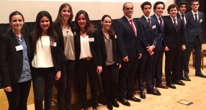 Participación récord de alumnos en el VII Torneo Escolar de Debate promovido por la Comunidad