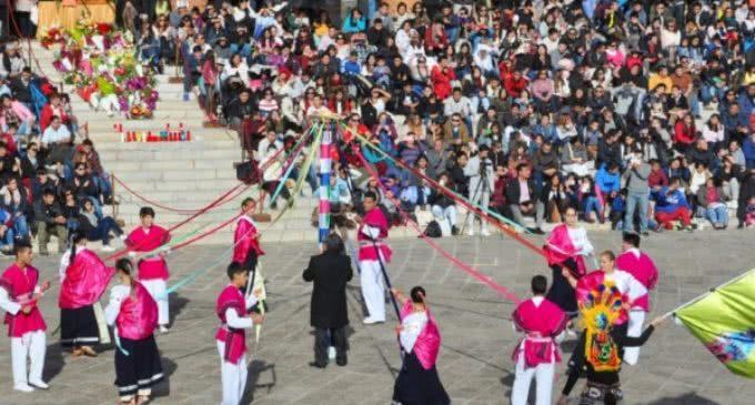 Los inmigrantes ecuatorianos en España festejan en Torreciudad a la Virgen del Quinche