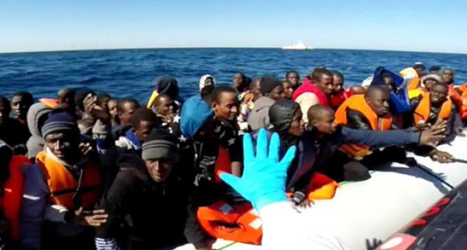 Nueva tragedia en el Mediterráneo con al menos doscientos muertos