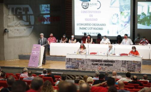 El Consejero Angel Garrido subraya el valor del transporte público como factor de equilibrio social