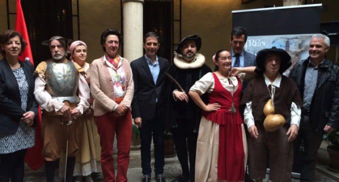 El Tren de Cervantes  acerca el universo cervantino de forma divertida durante la temporada de verano