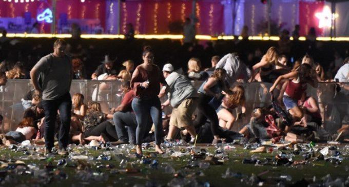 Tristeza del Papa por la «tragedia sin sentido» de Las Vegas