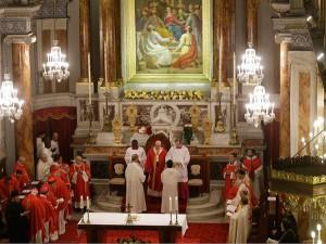 Turquía 11.Catedral del Espiritu Santo