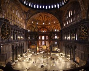 Turquía 12. interior-santa-sofia