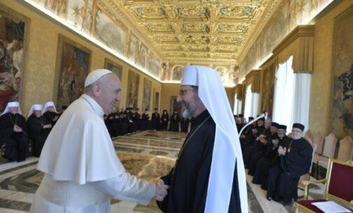 """Ucrania: """"Una visita del Papa al país realmente podría poner fin a la guerra"""""""