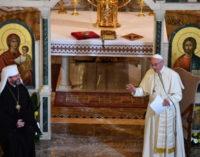 Ucrania: Su Beatitud Shevchuk nos habla de la Navidad