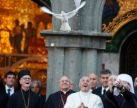 Sviatoslav Shevchuk, arzobispo mayor de la Iglesia greco-católica:  «En Ucrania vivimos una guerra olvidada»
