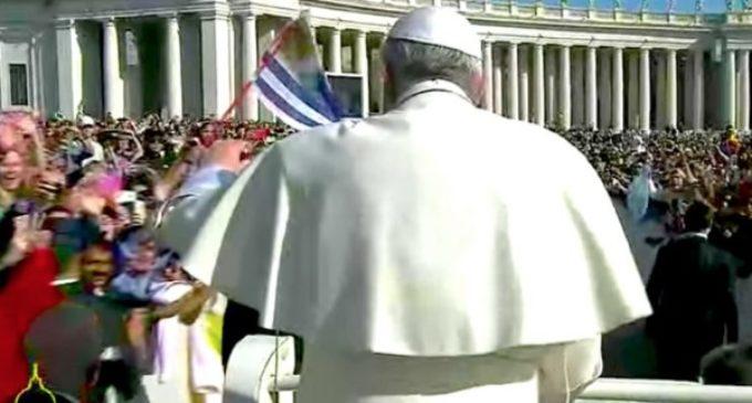 El Papa en la audiencia: 'Quien se pone al servicio de los demás es simiente de esperanza'
