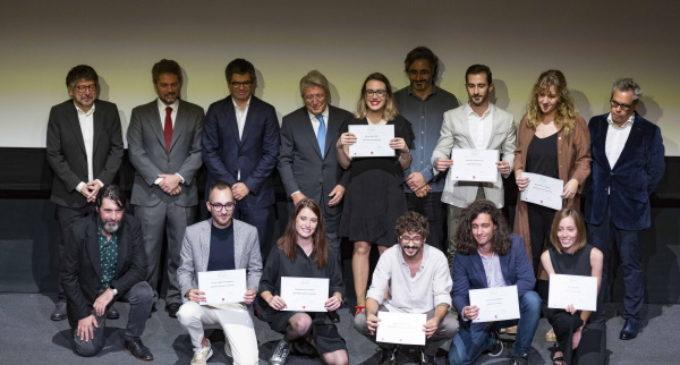 Un centenar de alumnos se gradúa en Escuela de Cinematografía de la Comunidad de Madrid