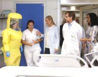 La Unidad de Aislamiento La Paz-Carlos III en la vanguardia de la Sanidad pública madrileña