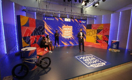 La Comunidad de Madrid se convierte en la capital de los deportes urbanos con Madrid Urban Sports 2020