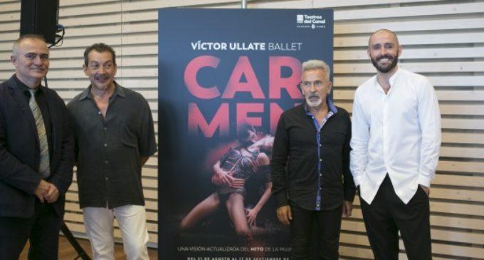 El Víctor Ullate Ballet-Comunidad de Madrid presenta su 'Carmen' en el Teatro Real