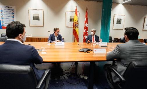 La Comunidad de Madrid legislará para regular y profesionalizar el sector de VTC