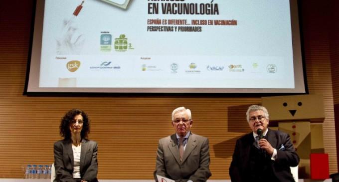 Para proteger la salud de los niños se refuerza el calendario de vacunación
