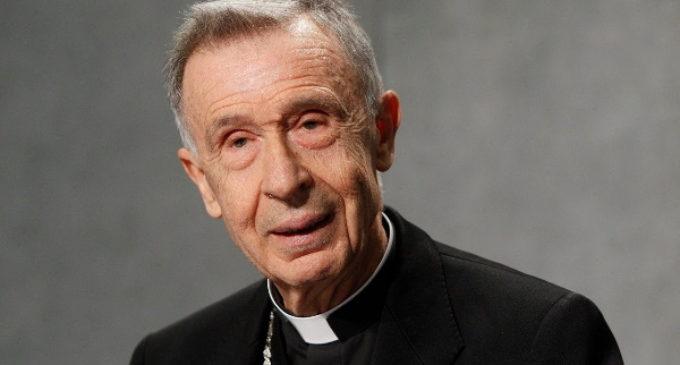 Vademécum sobre casos de abusos a menores: Presentación del cardenal Luis Ladaria