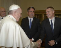 Vaticano: Matteo Bruni, nuevo director de la Oficina de Prensa