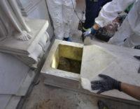 Vaticano: Sin rastro de Emanuela Orlandi en el Cementerio Teutónico
