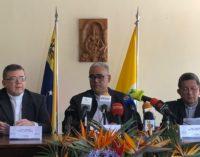 """Exhortación del Episcopado Venezolano: """"No temas, yo estoy contigo"""""""