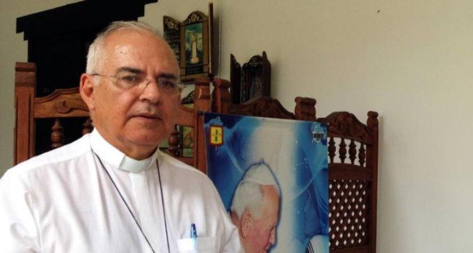 Venezuela: Comunicado de Mons. Moronta sobre el asesinato del padre Rondón