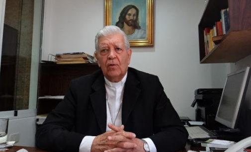 Venezuela: El cardenal Urosa exige de nuevo la salida de Maduro del gobierno
