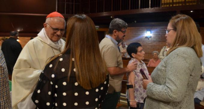 Cardenal Baltazar Porras: «En Venezuela, el Gobierno está cada vez más solo»