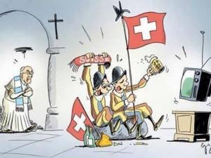 Viñeta fútbol vaticano B