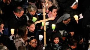 Via Crucis de la Misericordia.