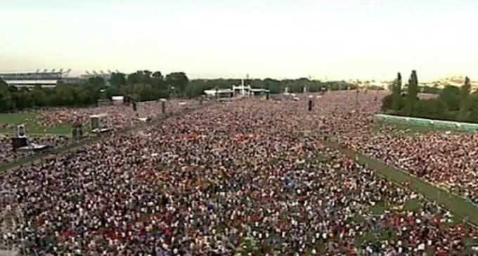 Polonia: la asistencia a la misa dominical aumenta de casi el 40 por ciento