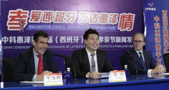La Comunidad de Madrid recibe al mayor viaje de incentivos de China, con más de 3.000 turistas