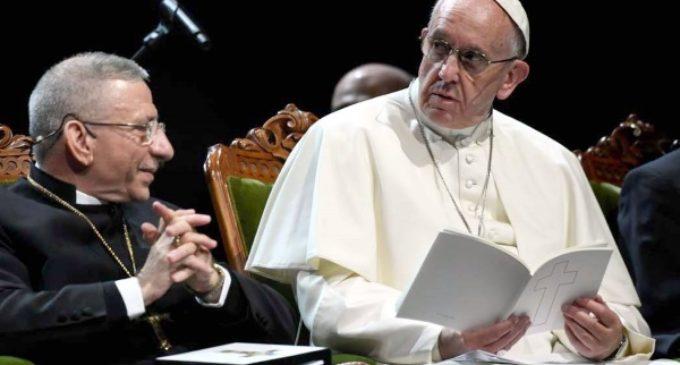 El Viaje del Papa a Suecia es «un hito en el camino de la reconciliación», sostiene el Cardenal Parolín