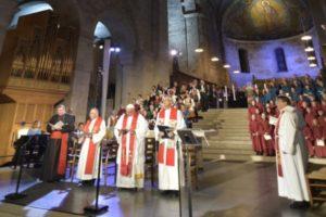 viaje-del-papa-a-suecia-oracion-ecumenica-con-los-luteranos-en-la-catedral-de-lund-osservatore-romano