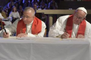 viaje-del-papa-a-suecia-firma-acuerdo-catolico-luterano-740x493