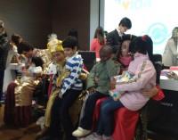 +Vida entrega más de 650 juguetes a familias sin recursos que se plantearon abortar