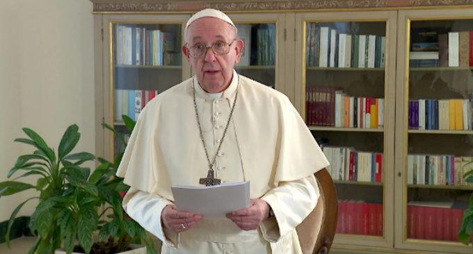 Videomensaje del Papa en el 75º aniversario de las Naciones Unidas