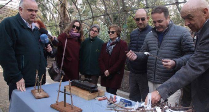 La Comunidad dona 234 variedades de vides a la colección del Real Jardín Botánico