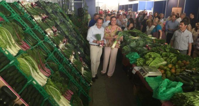La Comunidad de Madrid contribuye a mejorar los productos de la huerta de Villa del Prado